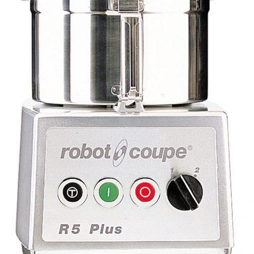 Cutter da tavolo Lt. 5,5 Robot-Coupe R5 Plus