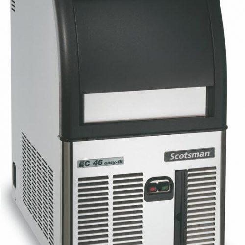 Produttore di ghiaccio 24KG Scotsman-Ice EC 46 Easy Fit raffreddato ad acqua