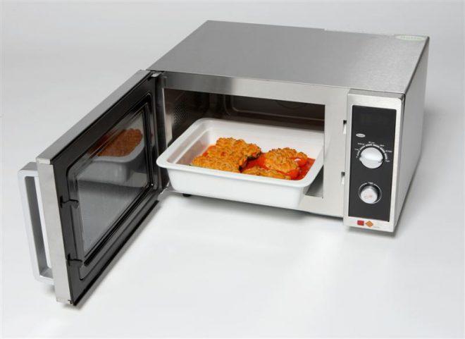 Forno a microonde combinato con grill Karel