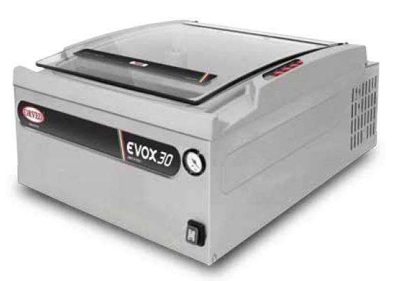 Confezionatrice sottovuoto Orved Evox 30