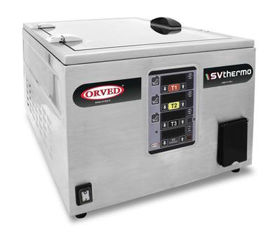 Bagno termostatico per sottovuoto Orved SV Thermo
