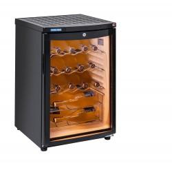 Cantinetta vino monotemperatura, LED blu Cool Head RCS 85